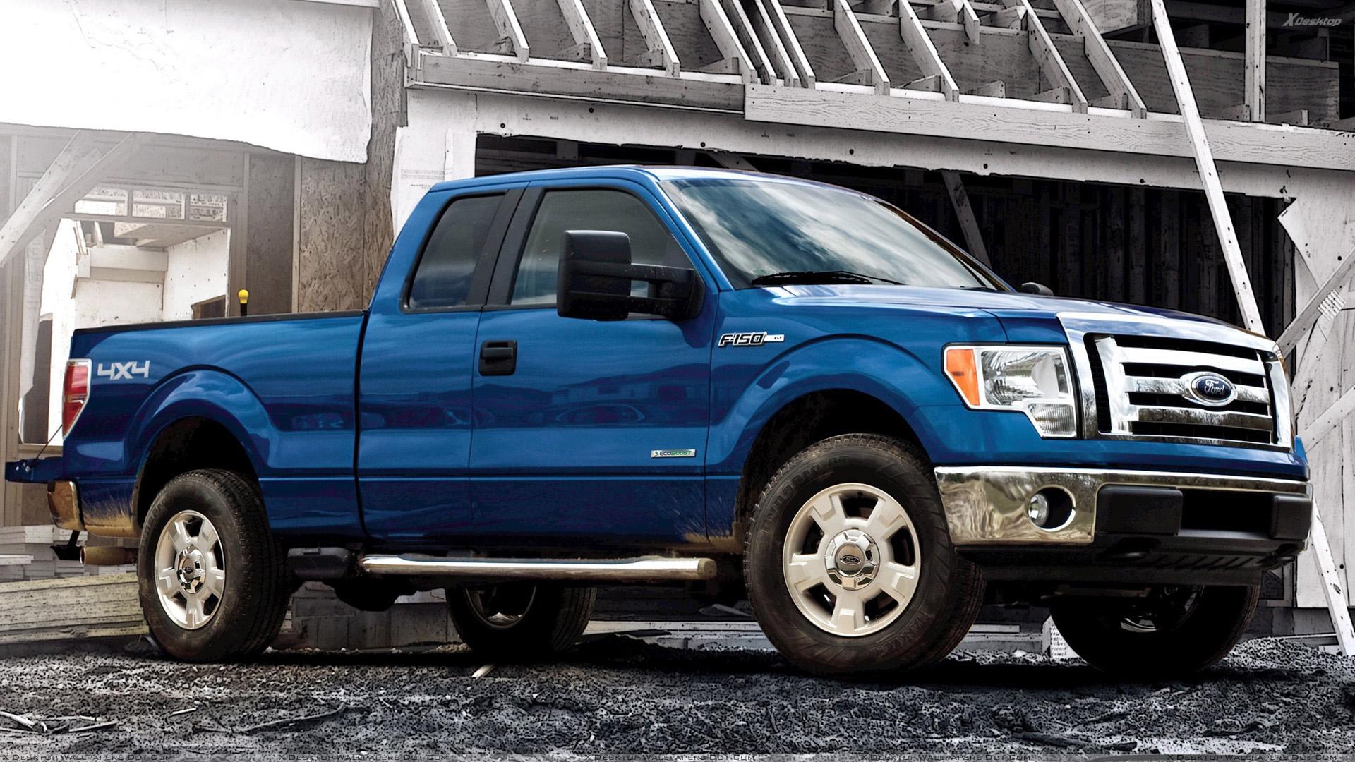 Ford F-150 19 Hd Wallpaper