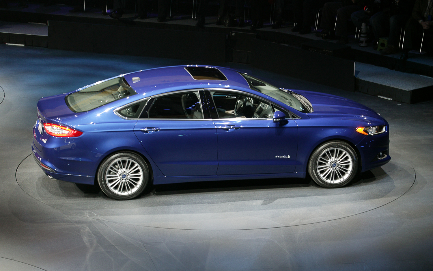Ford Fusion 12 Hd Wallpaper
