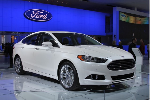 Ford Fusion 18 Cool Car Hd Wallpaper