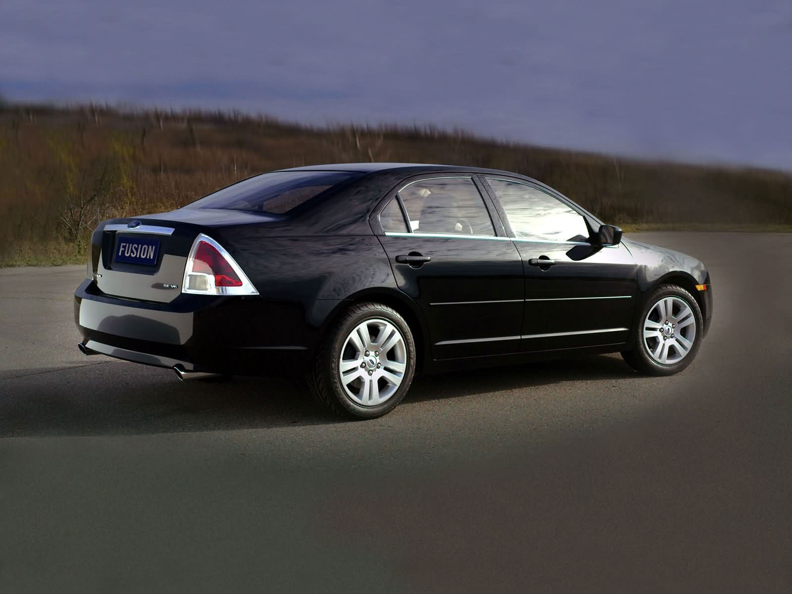 Ford Fusion 22 Cool Hd Wallpaper