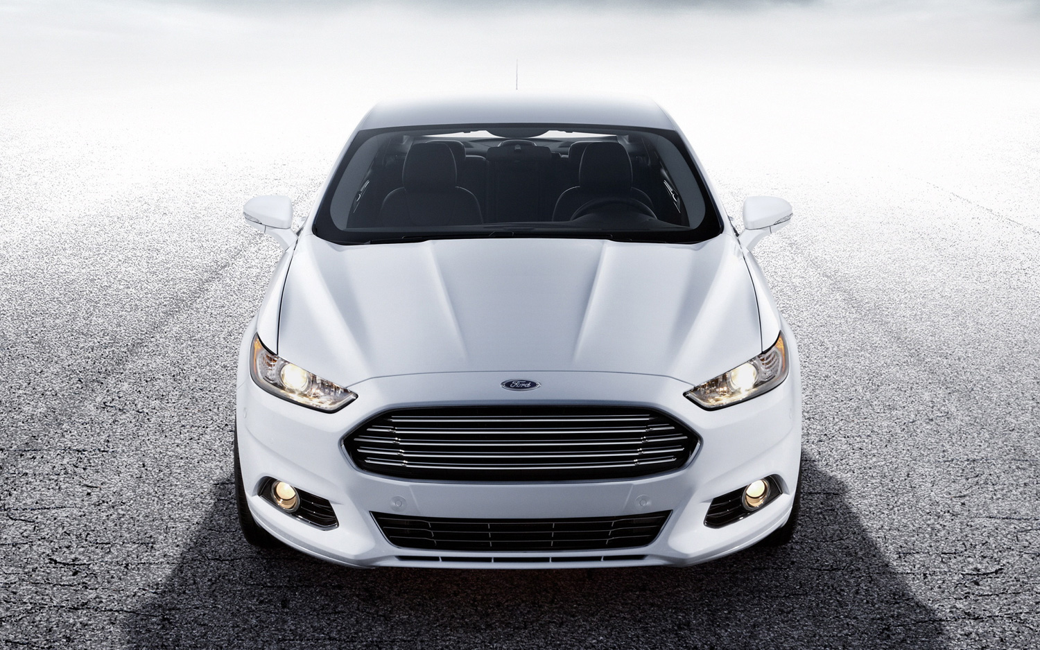 Ford Fusion 27 High Resolution Wallpaper