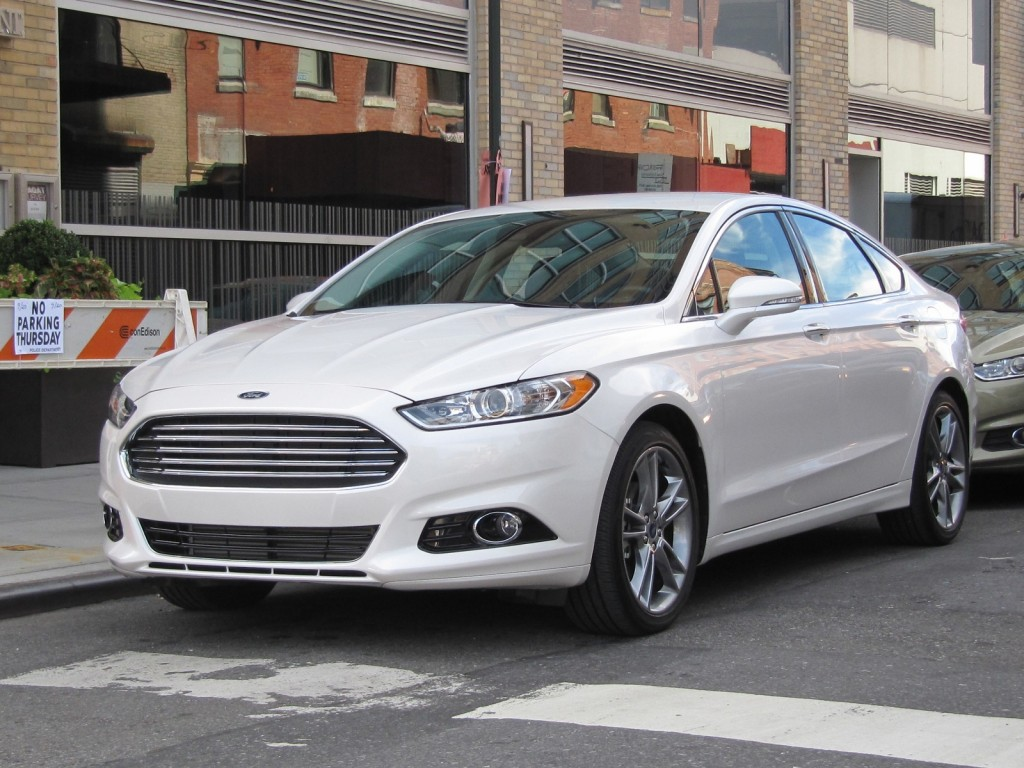 Ford Fusion 41 Cool Hd Wallpaper