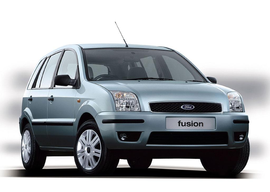Ford Fusion 42 Widescreen Car Wallpaper