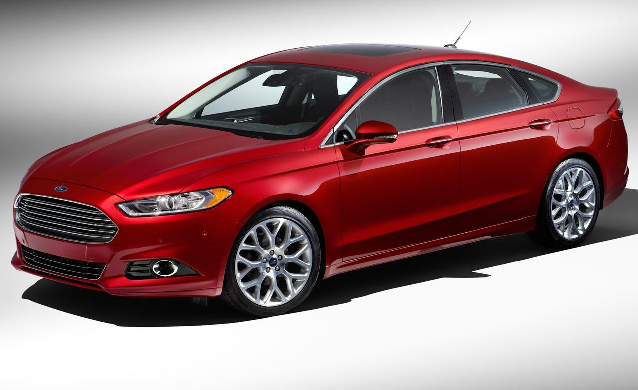 Ford Fusion 8 Cool Car Hd Wallpaper
