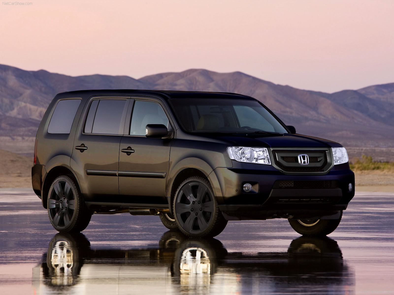 Honda Pilot 4 Cool Wallpaper