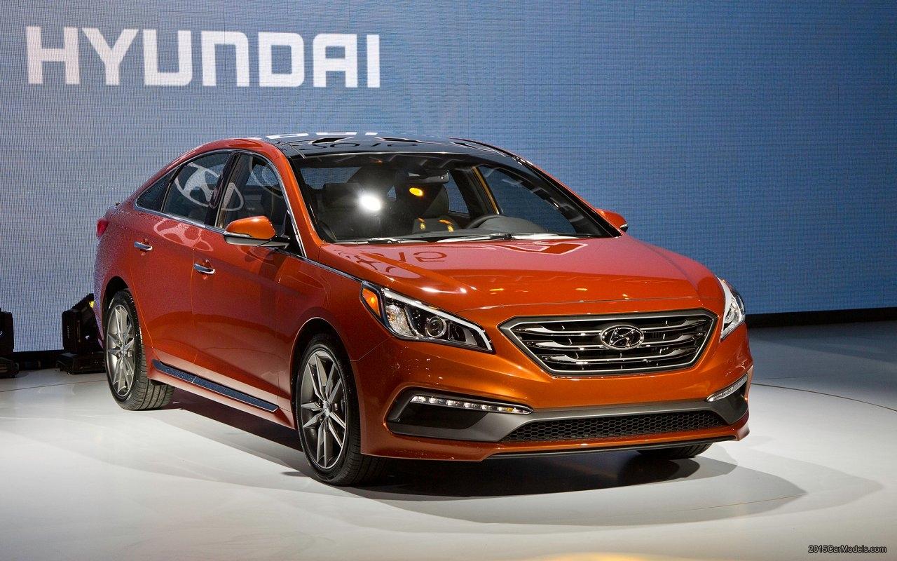 Hyundai Sonata 15 Cool Car Wallpaper