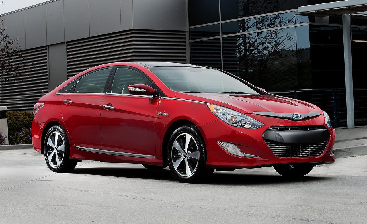 Hyundai Sonata 36 Car Desktop Wallpaper