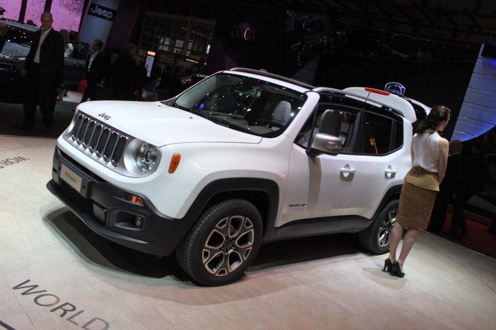 Jeep Renegade 44 Widescreen Car Wallpaper