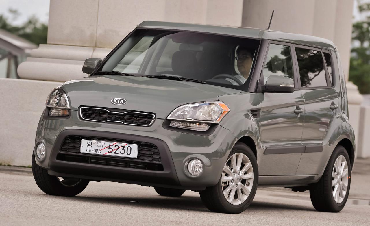 Kia Soul 5 Free Hd Wallpaper