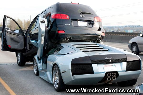 Lamborghini Van 23 Desktop Background