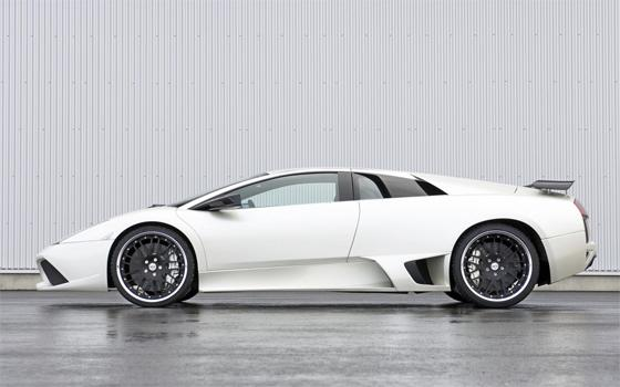 Lamborghini Van 33 Car Desktop Background