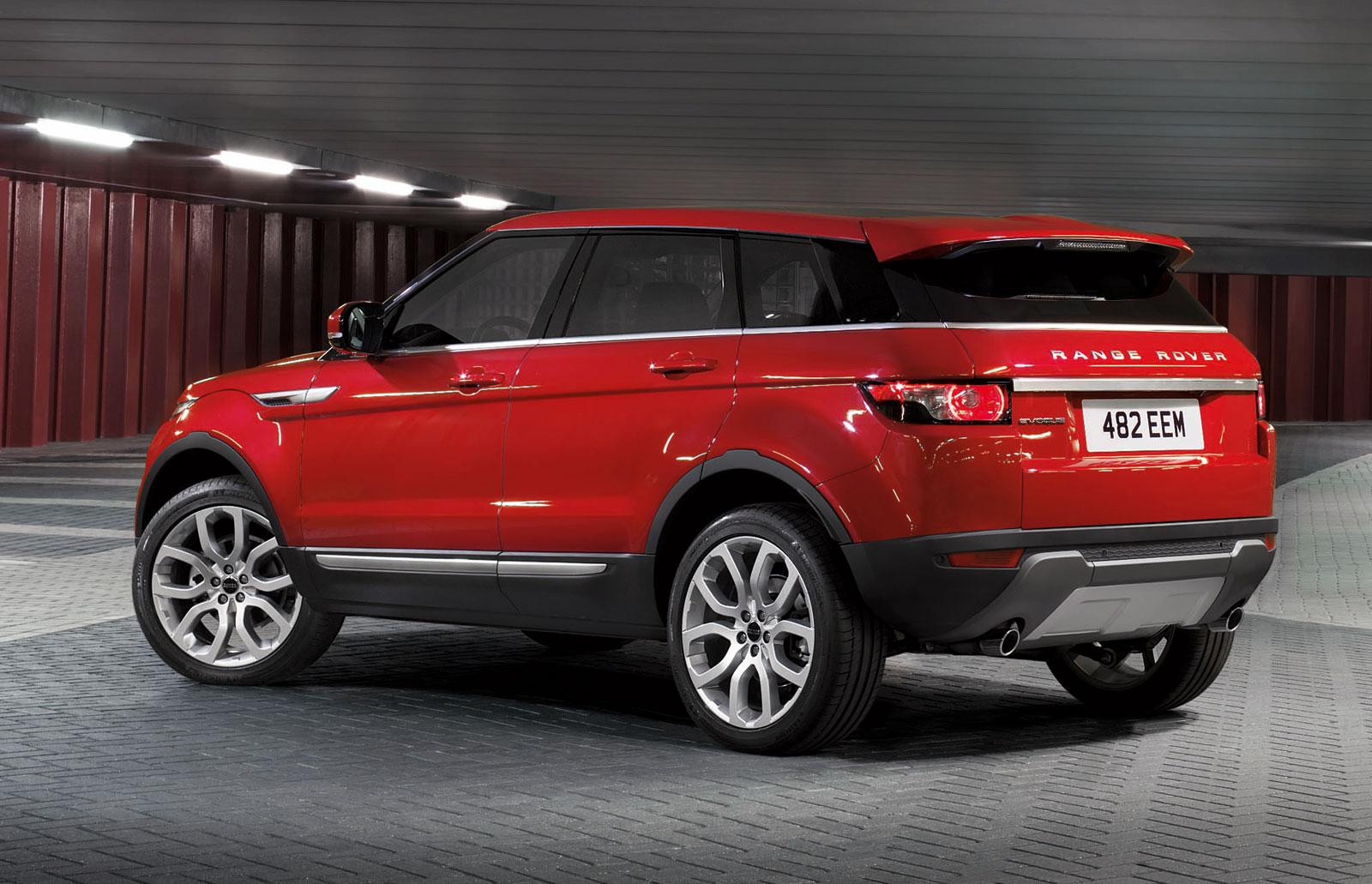 Land Rover Evoque 26 Free Hd Wallpaper