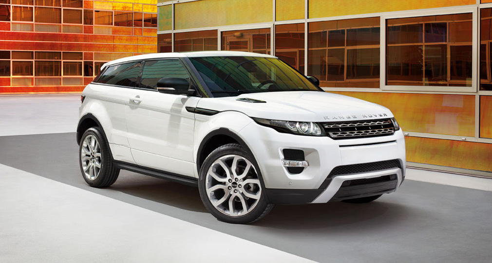 Land Rover Evoque 9 Widescreen Wallpaper