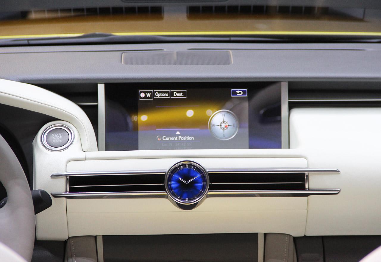 Lexus Los Angeles 22 Car Desktop Background