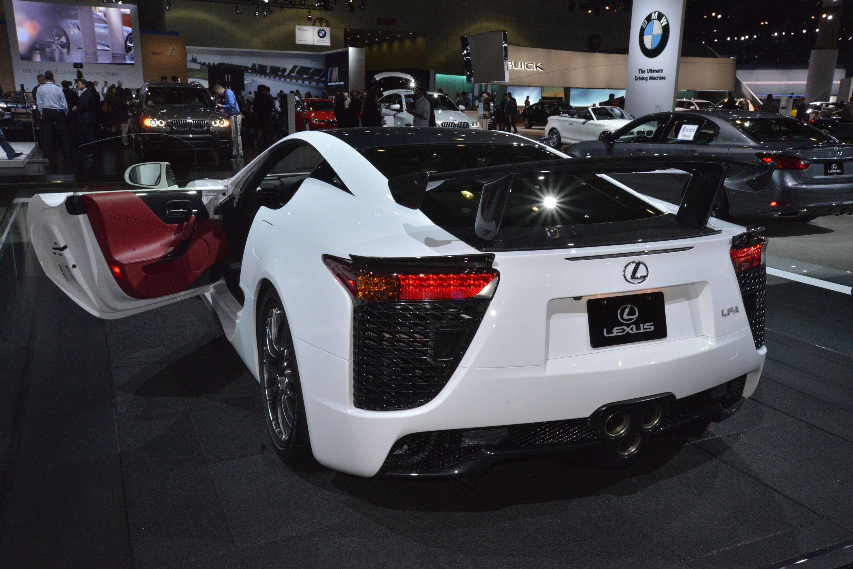 Lexus Los Angeles 34 Background