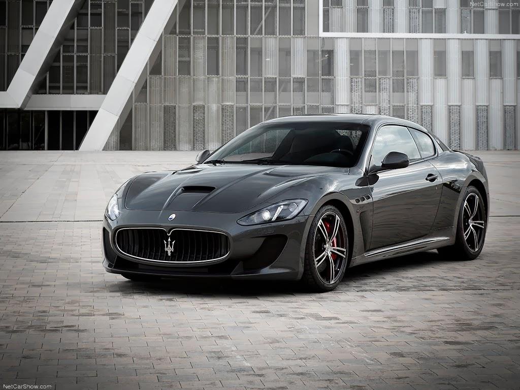 Maserati Granturismo 15 Cool Car Hd Wallpaper