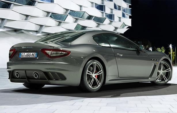 Maserati Granturismo 30 Free Car Wallpaper