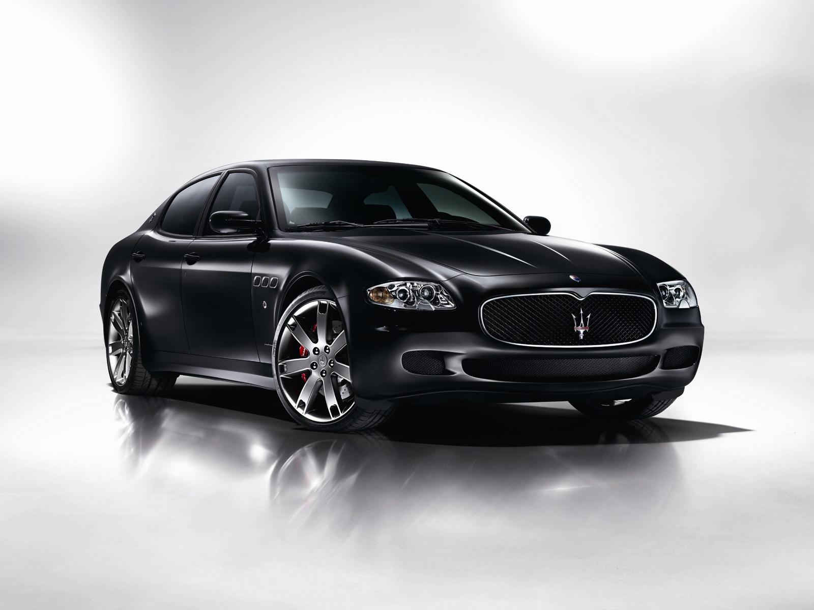 Maserati How Much 6 Widescreen Wallpaper