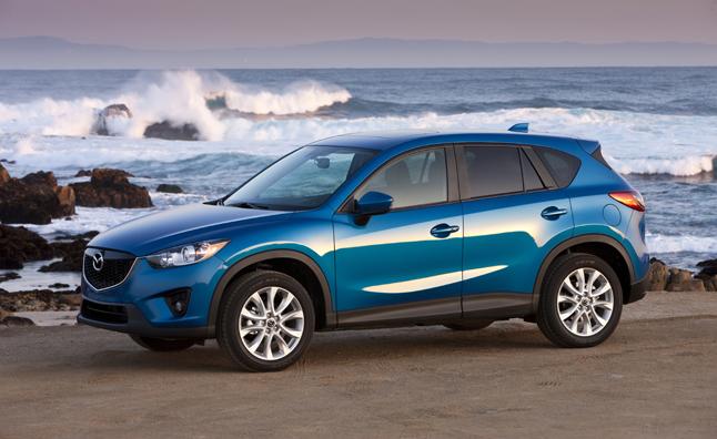 Mazda Crossover Vehicles 17 High Resolution Car Wallpaper
