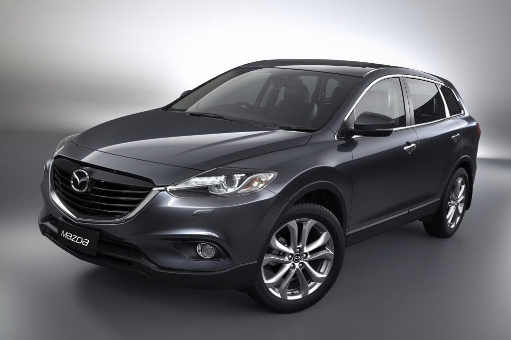 Mazda Crossover Vehicles 24 High Resolution Wallpaper