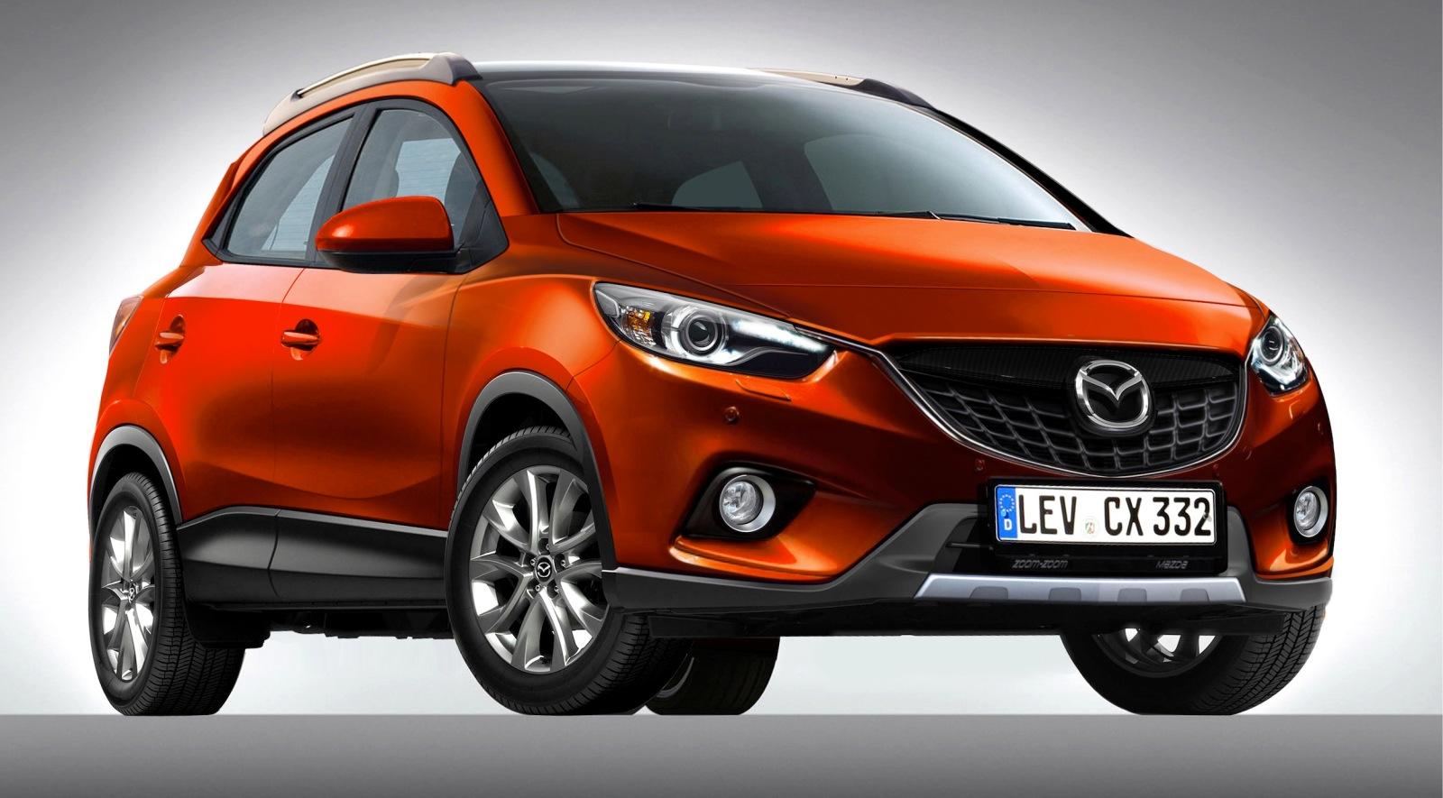 Mazda Crossover Vehicles 45 Cool Car Hd Wallpaper