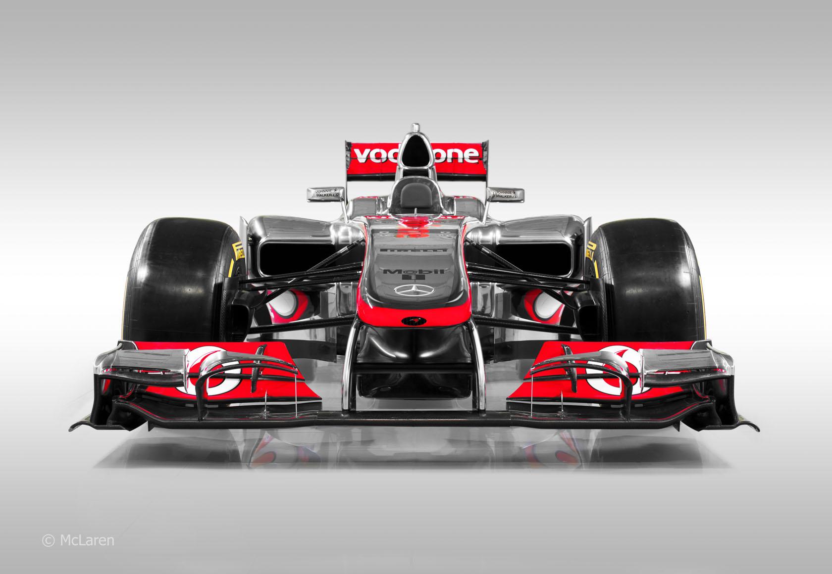 Mclaren F1 16 Desktop Background