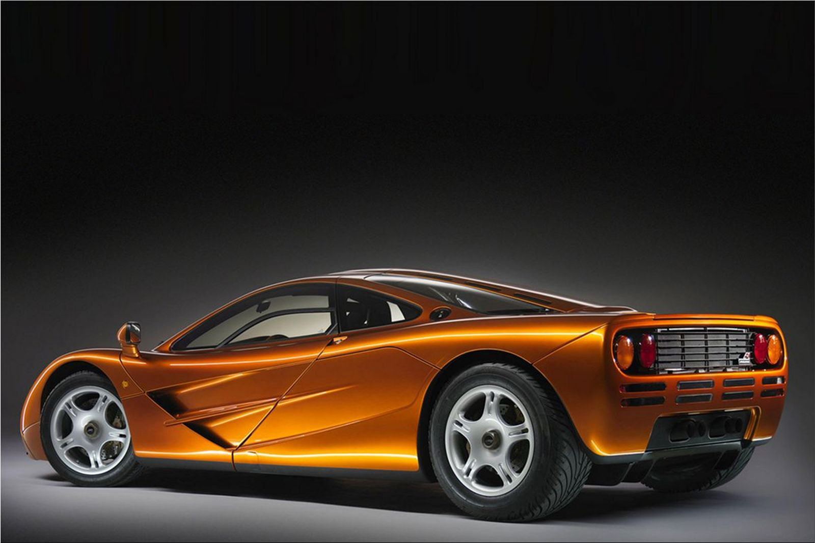 Mclaren F1 8 Widescreen Car Wallpaper
