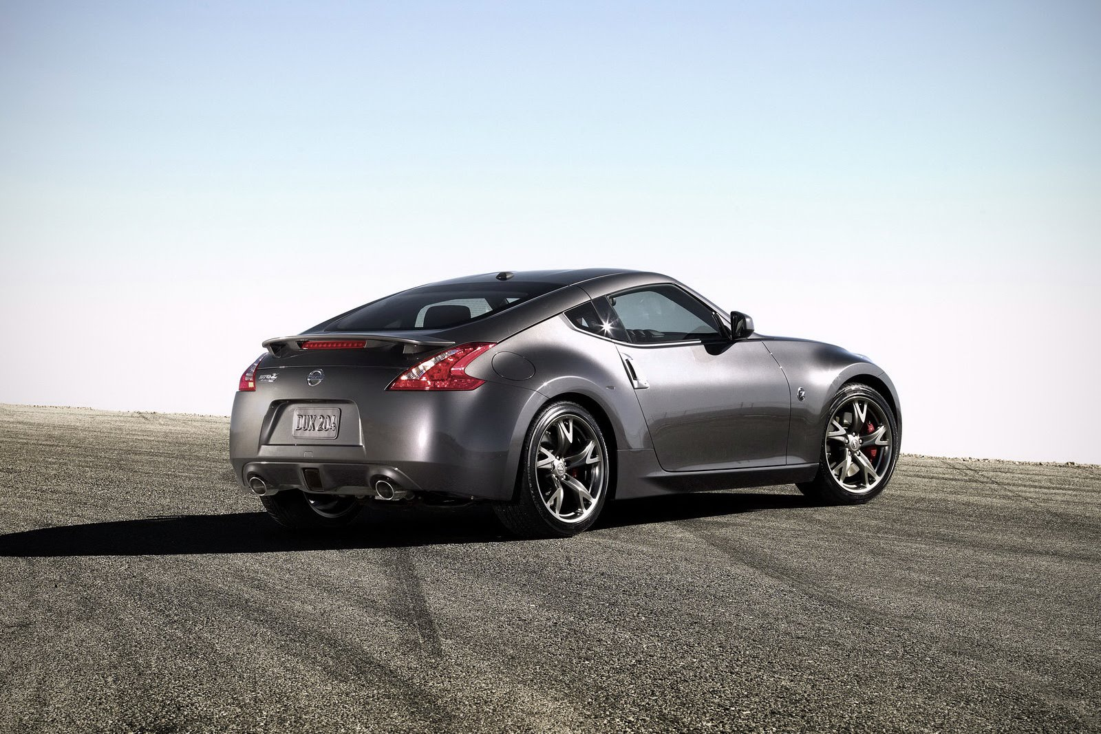 Nissan 370Z 36 Desktop Wallpaper