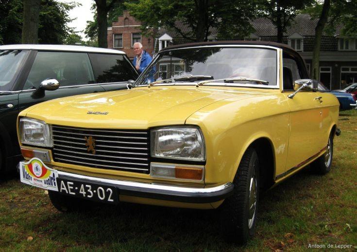 Old Peugeot Cars 36 Background