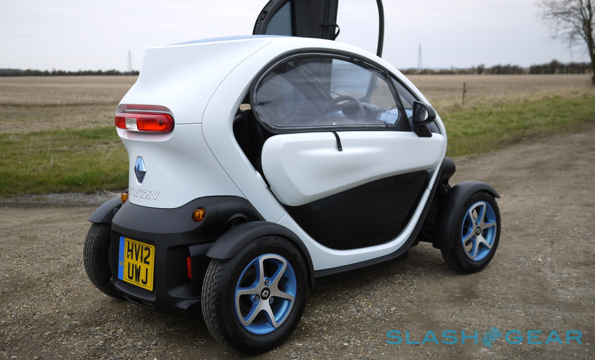 Renault Twizy 1 Cool Wallpaper