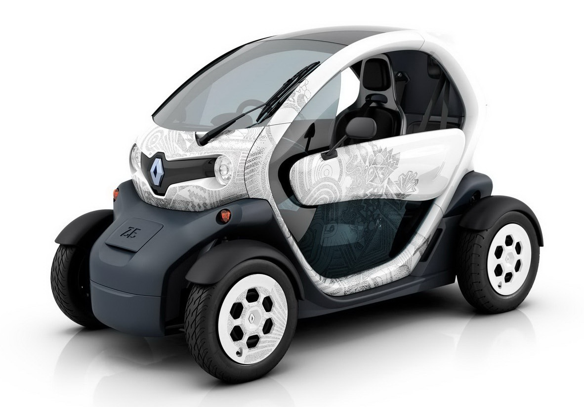 Renault Twizy 12 High Resolution Wallpaper