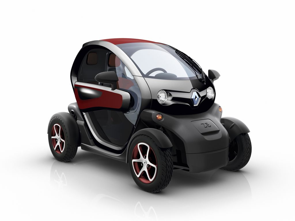 Renault Twizy 7 Background Wallpaper