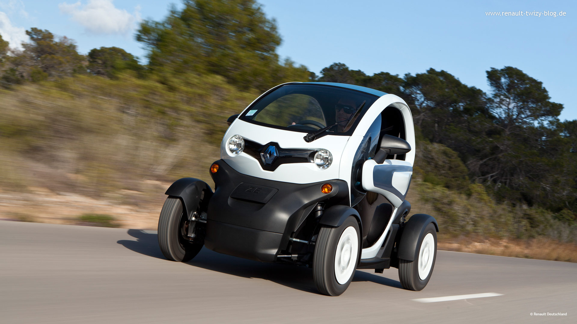 Renault Twizy 9 Cool Car Hd Wallpaper