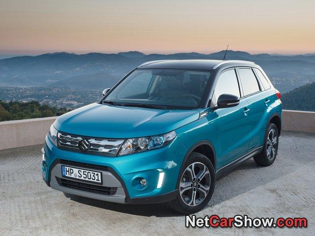 Suzuki 2015 Models 27 Car Desktop Background