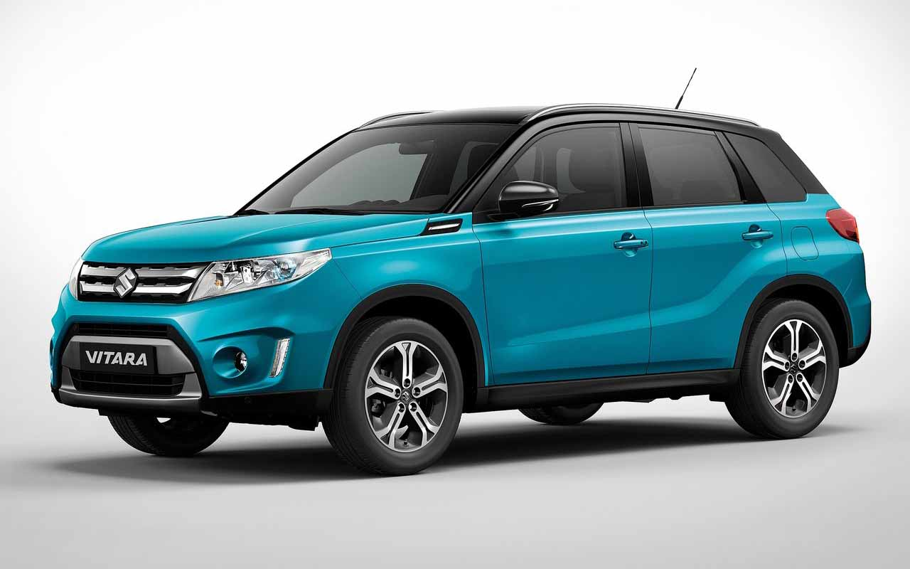 Suzuki Cars 2016 Models 29 Widescreen Wallpaper