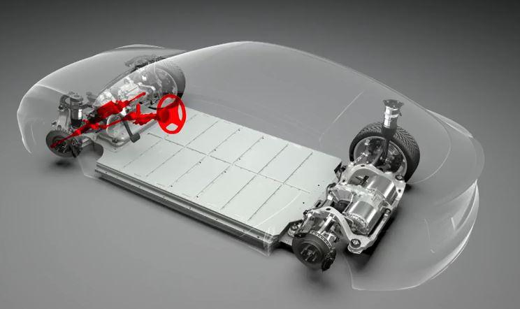 Tesla Dual Motor Model S  29 Widescreen Car Wallpaper