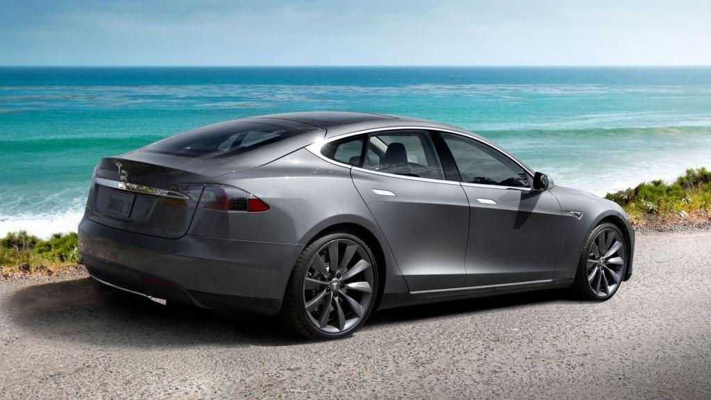 Tesla Model S 24 Cool Car Wallpaper