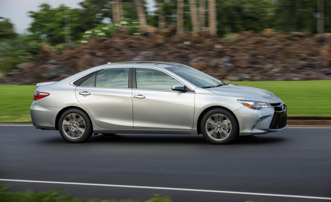 Toyota 2015 Camry 23 Cool Wallpaper