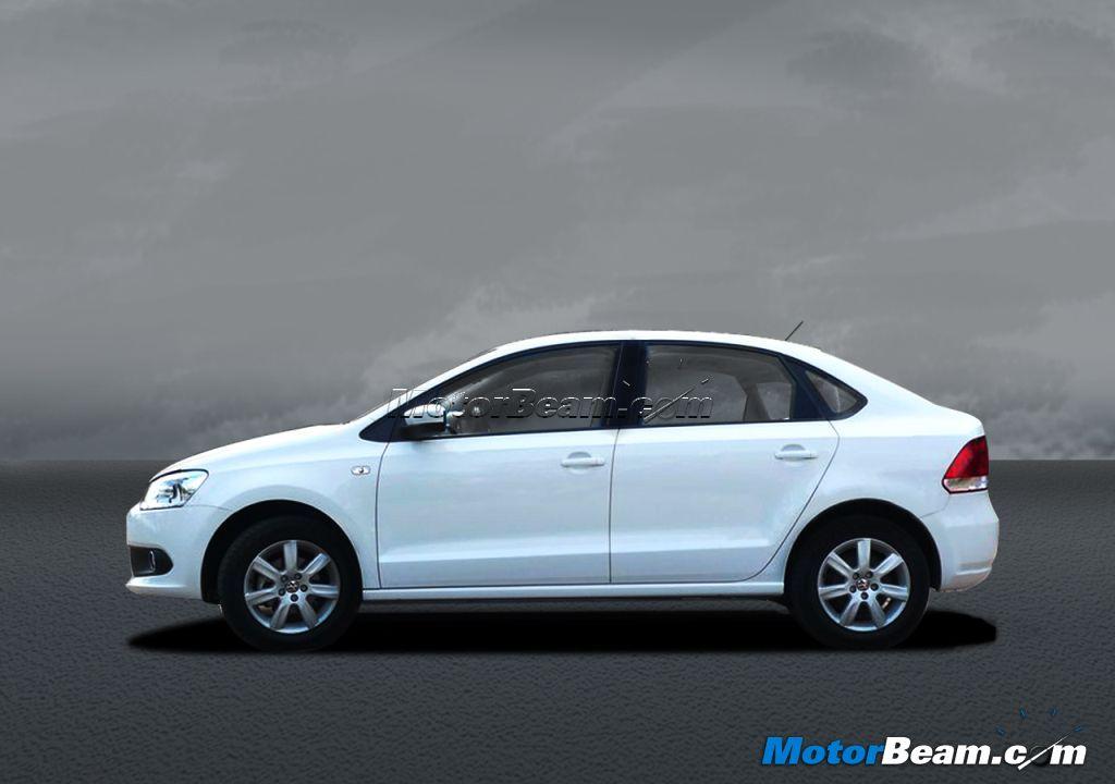 Volkswagen Vento 12 Free Car Wallpaper