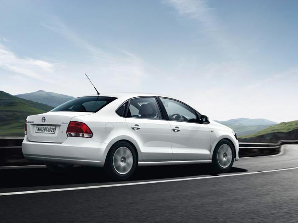 Volkswagen Vento 24 Free Car Wallpaper