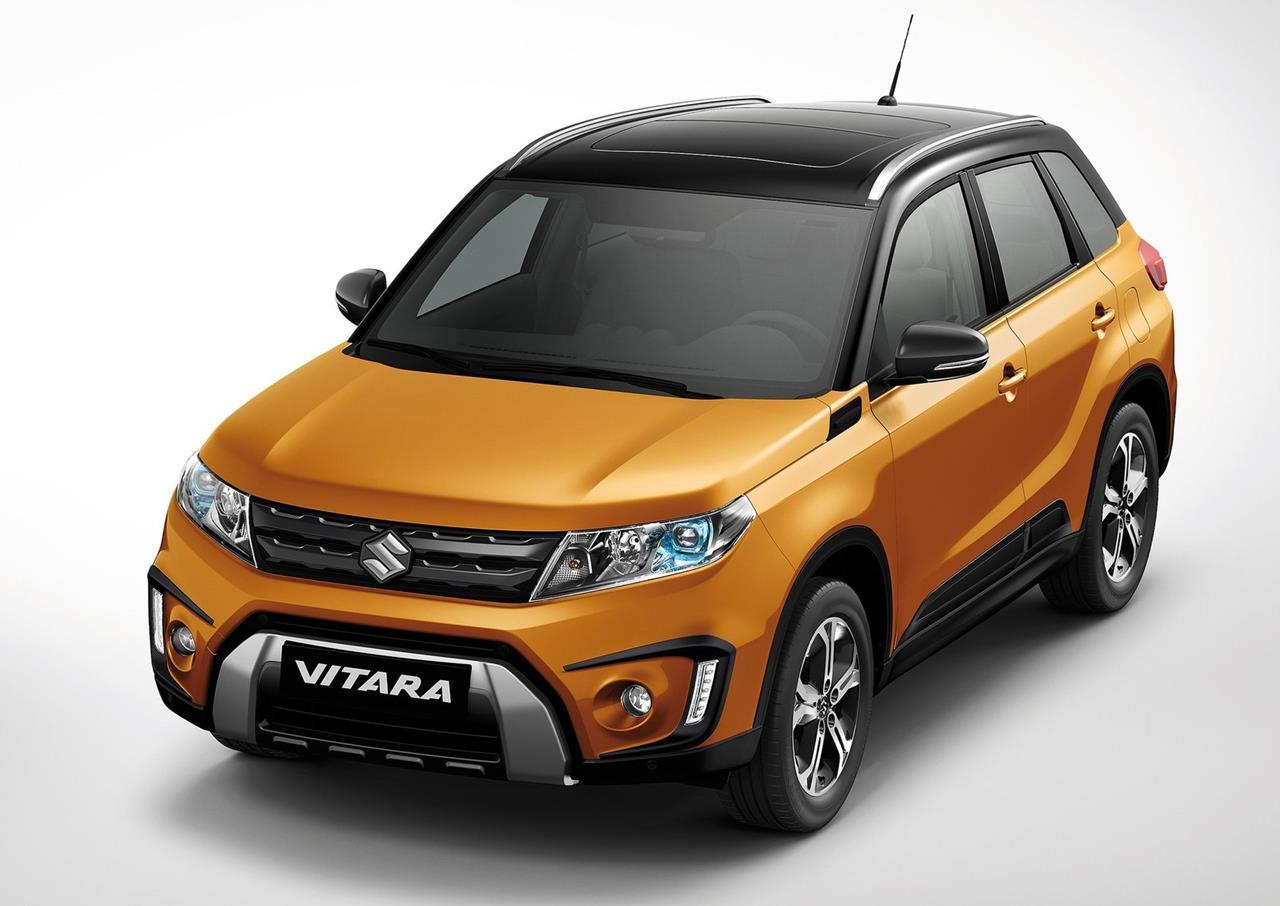 2015 Suzuki Vehicles 13 Widescreen Car Wallpaper