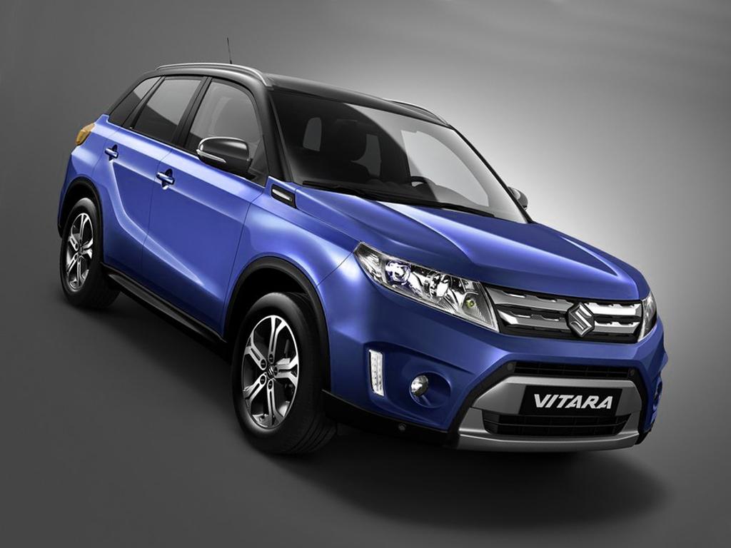 2015 Suzuki Vehicles 8 Desktop Background