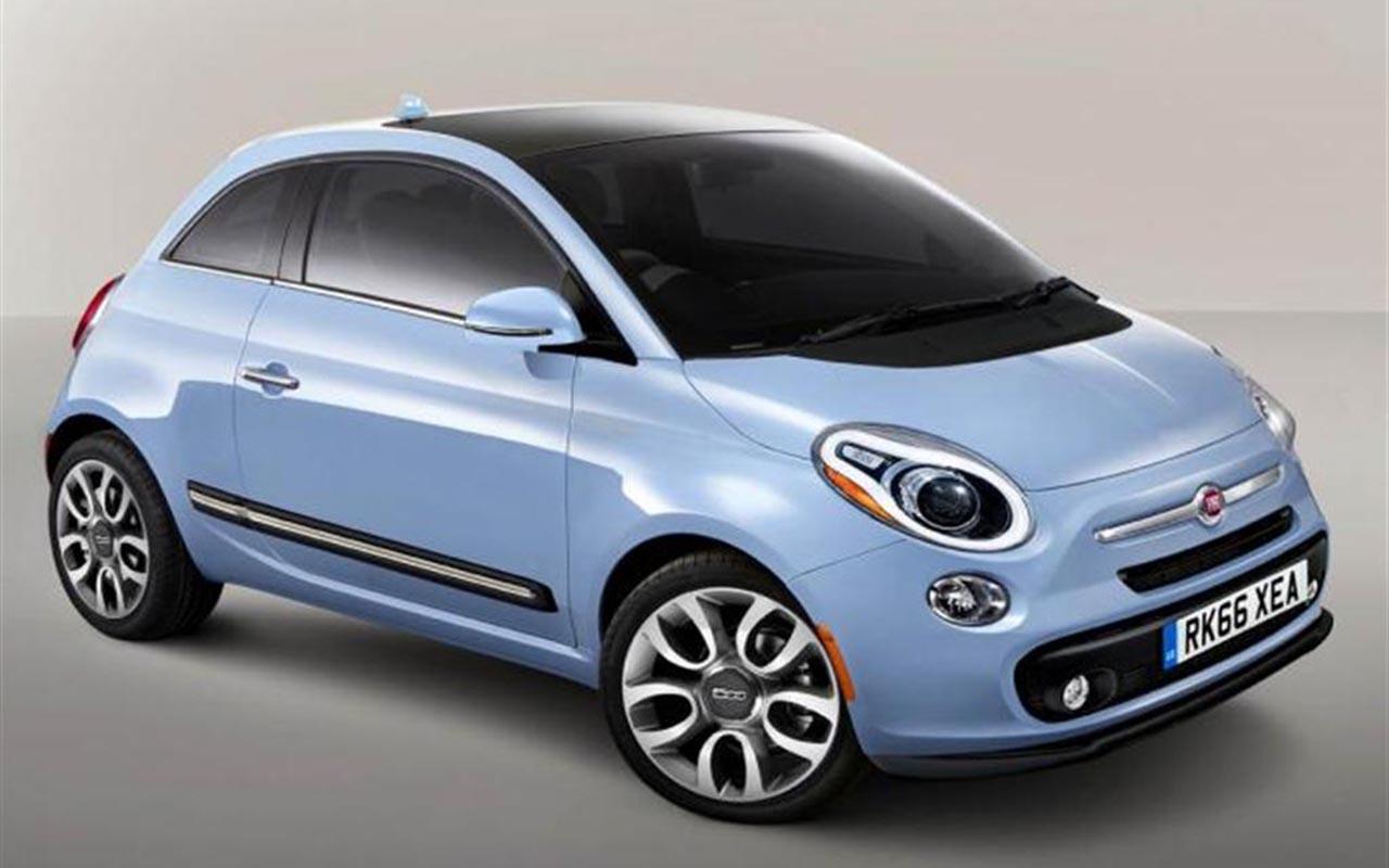 2016 Fiat Model 23 Wide Car Wallpaper