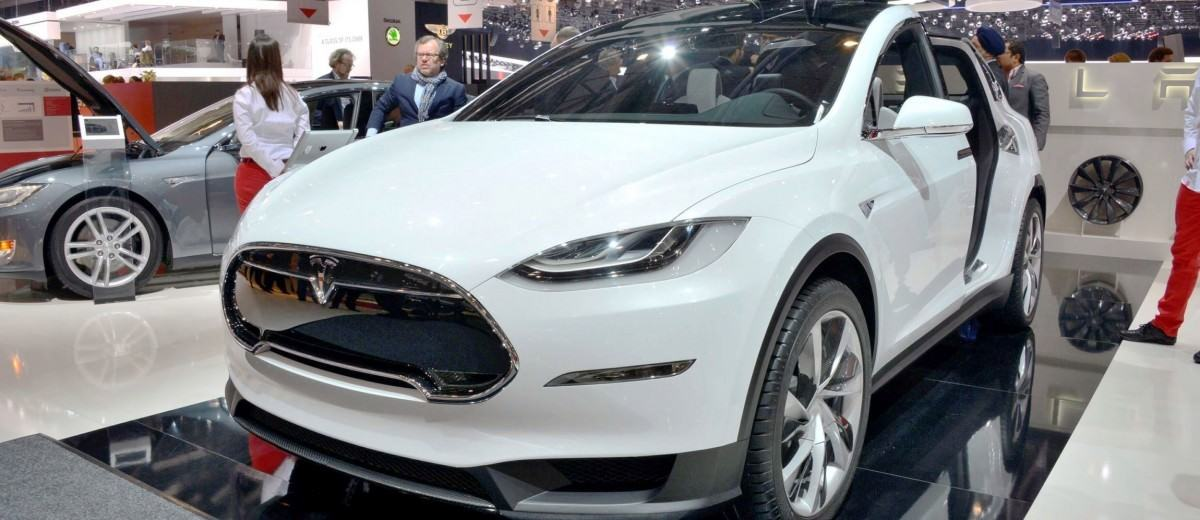 2016 Tesla Model X Price 5 Desktop Background