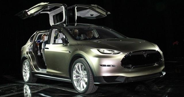 2016 Tesla Model X Price 9 Wide Wallpaper