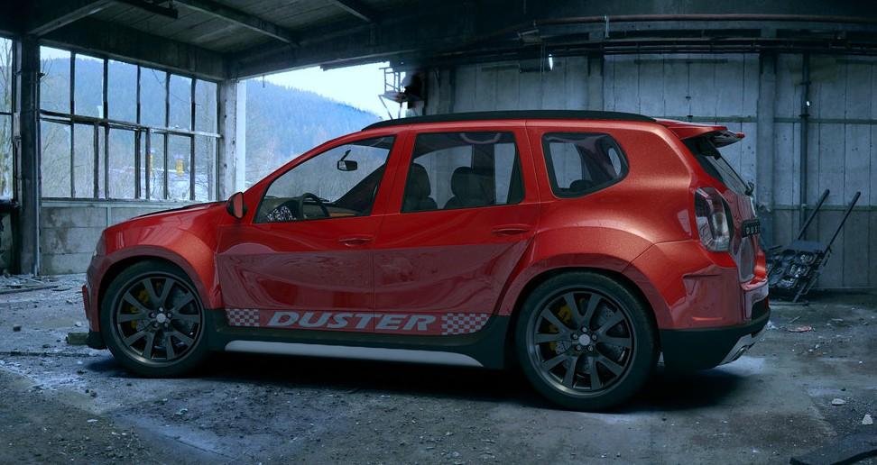 Dacia Duster 4X4 Preturi 45 Background