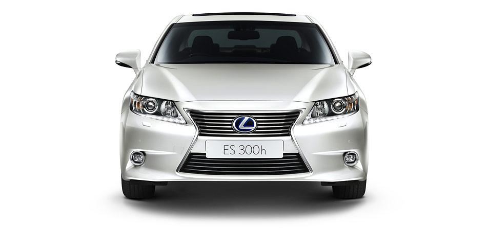 Lexus Es Hybrid 17 Hd Wallpaper