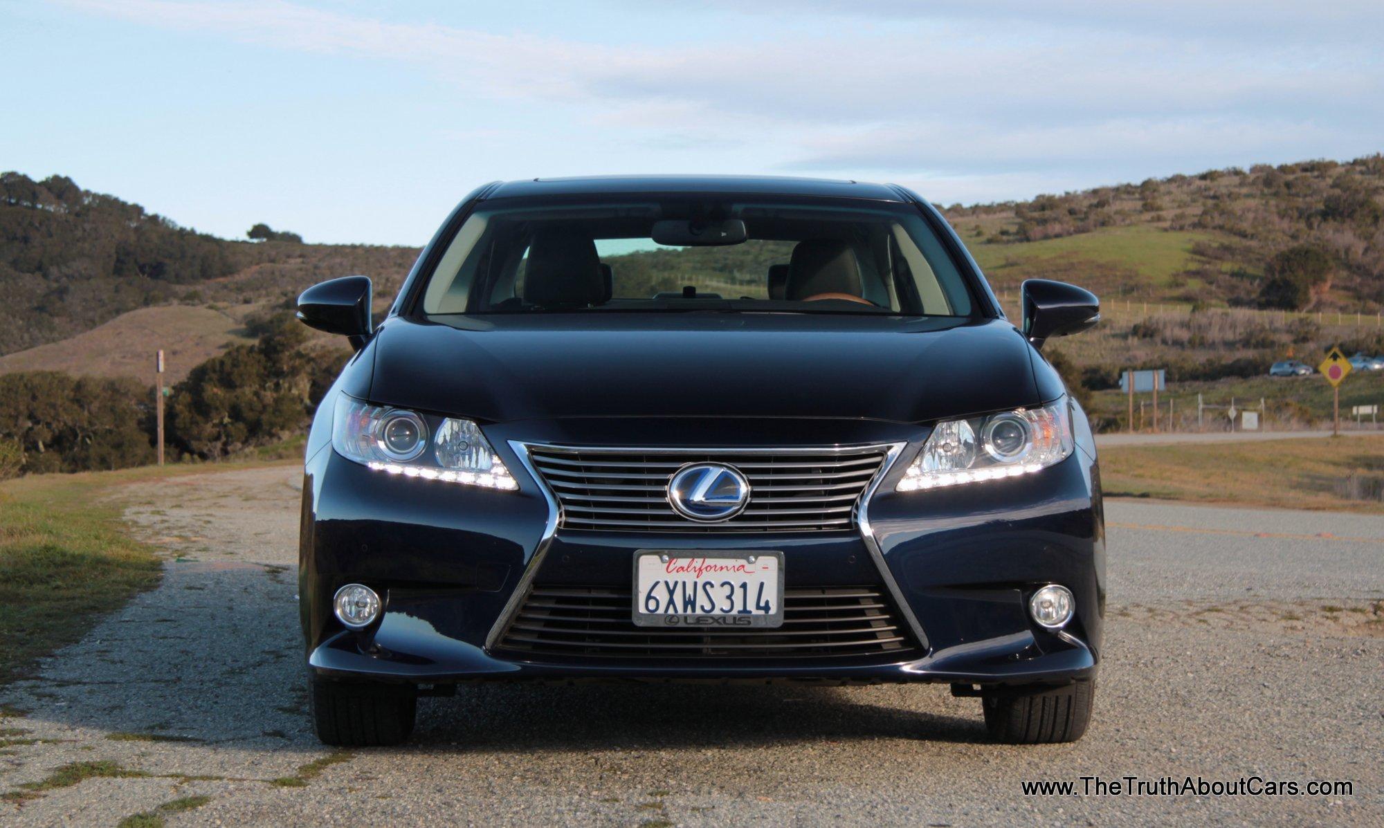 Lexus Es Hybrid 25 Desktop Background