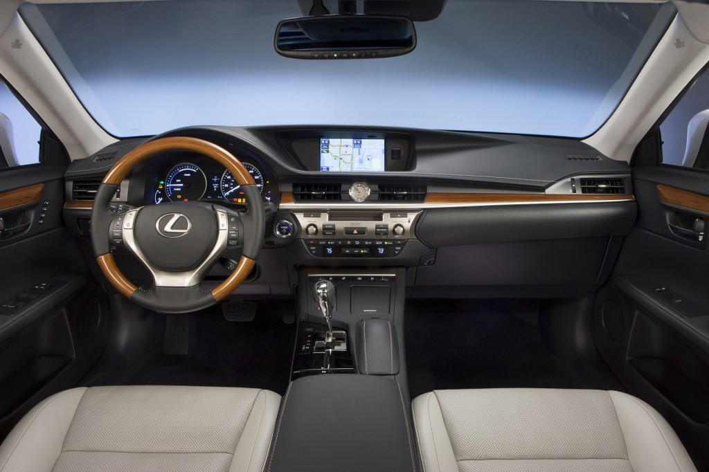Lexus Es Hybrid 32 Desktop Background
