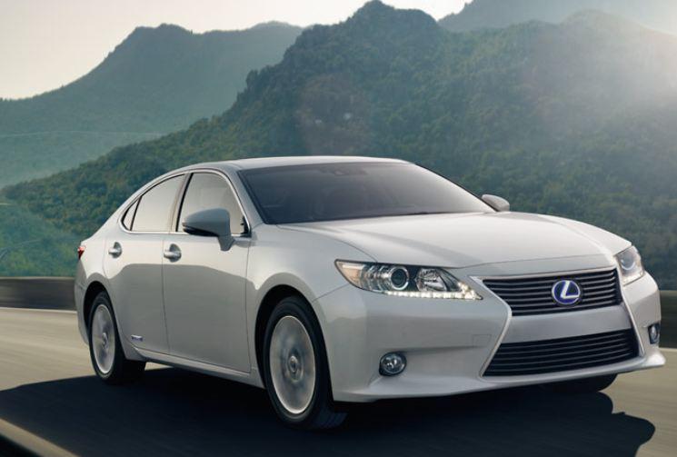 Lexus Es Hybrid 39 Free Car Hd Wallpaper